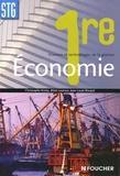 Christophe Kreiss et Rémi Leurion - Economie 1e STG.