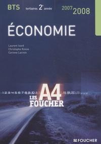 Christophe Kreiss et Corinne Lacroix - Economie BTS tertiaire 2e année.