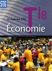 Christophe Kreiss et Rémi Leurion - Economie Tle STG.