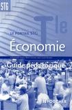 Christophe Kreiss et Rémi Leurion - Economie Tle STG - Guide pédagogique.