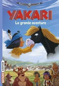 Christophe Lambert - Yakari La grande aventure (le roman du film).
