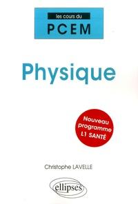 Christophe Lavelle - Physique.