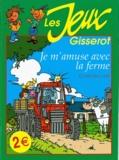 Christophe Lazé - Je m'amuse avec la ferme.