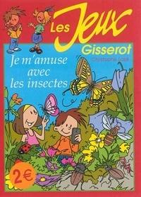 Christophe Lazé - Je m'amuse avec les insectes.