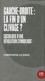 Christophe Le Digol - Gauche-droite : la fin d'un clivage ? - Sociologie d'une révolution symbolique.