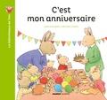Christophe Le Masne et Marie-Aline Bawin - La bibliothèque de Tom  : C'est mon anniversaire.