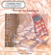 Christophe Le Roho - J'enseigne avec l'Internet en technologie.
