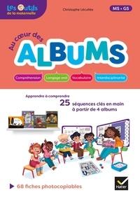 Christophe Lécullée - Au coeur des albums MS-GS.