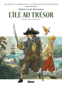 Christophe Lemoine et Jean-Marie Woehrel - L'île au trésor.