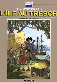 Christophe Lemoine et Jean-Marie Woehrel - L'île au trésor. 1 Cédérom