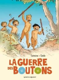Christophe Lemoine et  Cécile - La guerre des boutons.