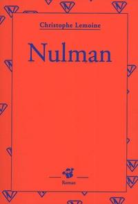 Christophe Lemoine - Nulman.