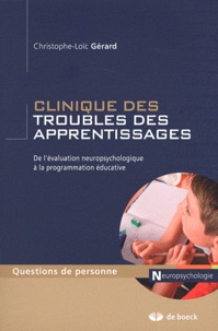 Clinique des troubles de lapprentissage - De lévaluation neuropsychologique à la programmation éducative.pdf