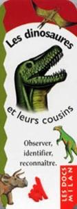 Deedr.fr LES DINOSAURES ET LEURS COUSINS. Observer, identifier, reconnaître Image