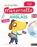 Christophe Loupy et Clémentine Dérodit - Mes premiers pas en anglais - 3-6 ans. 1 CD audio
