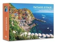 Christophe Magnan - L'agenda-calendrier Paysages d'Italie.