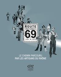 Christophe Magnette et Xavier Laroche - Route 69.