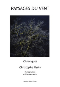 Christophe Mahy - Paysages du vent - Chroniques.