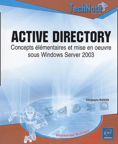 Les Services D'annuaire Active Directory Sont Actuellement Indisponibles