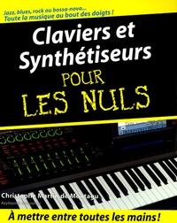 Christophe Martin de Montagu - Claviers et synthétiseurs pour Les Nuls. 1 CD audio