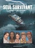 Christophe Martinolli et Thomas Martinetti - Seul survivant Tome 3 : Rex Antarctica.