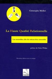 Deedr.fr La Haute Qualité Relationnelle - Les nouvelles clés du mieux-être ensemble Image