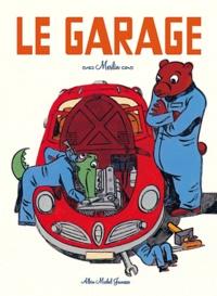 Christophe Merlin - Le garage.