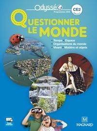 Christophe Meunier et Valérie Carnoy - Questionner le monde CE2 - Programme 2016.