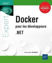 Christophe Mommer - Docker pour les développeurs .NET.