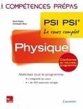 Christophe More et David Augier - Physique 2e année PSI PSI*.