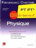 Christophe More et David Augier - Physique 2e année PT PT*.