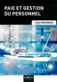 Christophe Moreau - Paie et gestion du personnel.