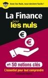 Christophe Nijdam - La finance pour les nuls en 50 notions clés.