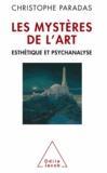 Christophe Paradas - Mystères de l'art (Les).