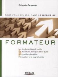 Christophe Parmentier - Le métier de formateur.