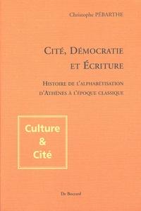 Galabria.be Cité, démocratie et écriture - Histoire de l'alphabétisation d'Athènes à l'époque classique Image