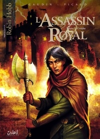 Christophe Picaud et Jean-Charles Gaudin - L'Assassin royal Tome 5 : Complot.