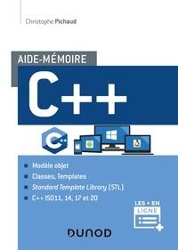 Christophe Pichaud - Aide-mémoire C++.