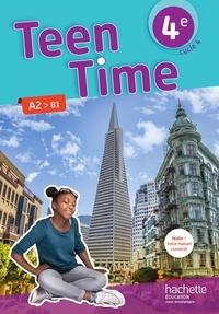 Anglais 4e Cycle 4 A2 B1 Teen Time - Livre de lélève.pdf