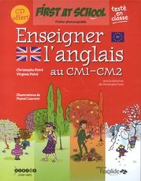 Christophe Poiré et Virginie Poiré - Enseigner l'anglais au CM1-CM2 - Fichier photocopiable. 1 CD audio