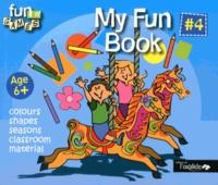 Christophe Poiré et Charles-Xavier Schäfer - My Fun Book #4.
