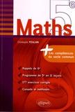 Christophe Poulain - Maths 5e.