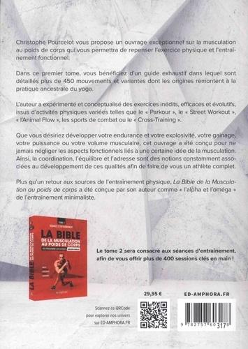 La Bible De La Musculation Au Poids De Corps Christophe Pourcelot Livres Furet Du Nord