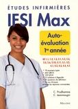 Christophe Prudhomme et Chantal Jeanmougin - Autoévaluation 1re année - Etudes infirmières.