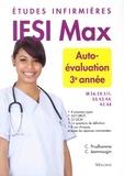 Christophe Prudhomme et Chantal Jeanmougin - Autoévaluation 3e année - Etudes infirmières.