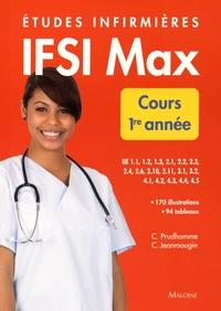 Christophe Prudhomme et Chantal Jeanmougin - Cours 1re année - Etudes infirmières.