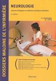 Christophe Prudhomme et Marie-France Brun - Neurologie - Sciences biologiques et médicales, techniques infirmières.
