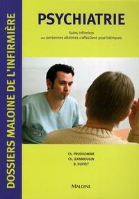 Accentsonline.fr Psychiatrie - Soins infirmiers aux personnes atteintes d'affections psychiatriques Image