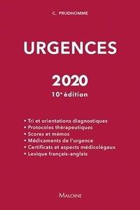 Christophe Prudhomme - Urgences 2020.