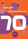 Christophe Quillien - Je me souviens des années 70.